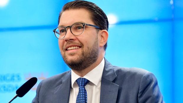 Sex av tio väljare: Rätt att samarbeta med Sverigedemokraterna
