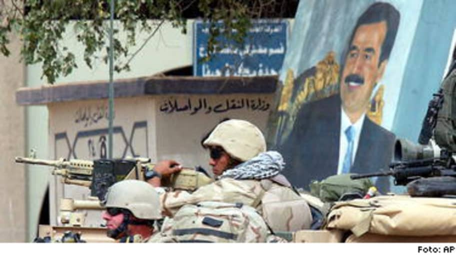Usa trogna milisman dodade i irak