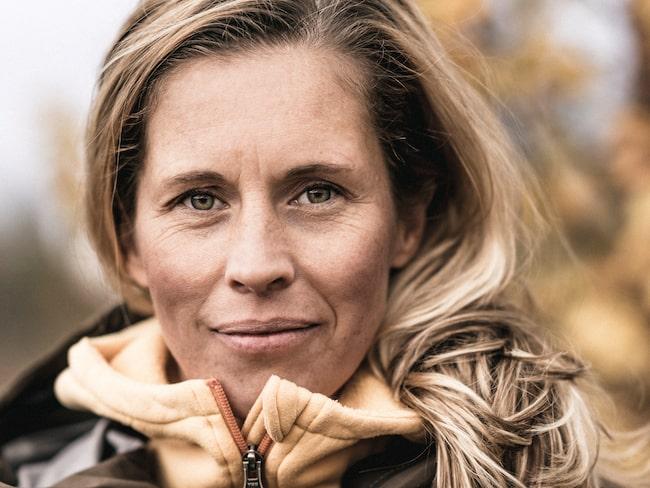 """""""Se till att ta många pauser och att titta på den storslagna naturen"""", råder Anna Willén, fjällsportansvarig vid Svenska Turistföreningen."""