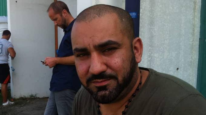 Kurdowan Chaomar flydde från Kurdistan för 22 år sen. Foto: Ivo Scepanovic