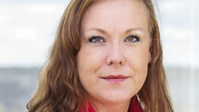 Cajsa Toresten, verksamhetsutvecklare på Skatteverket. Foto: Skatteverket