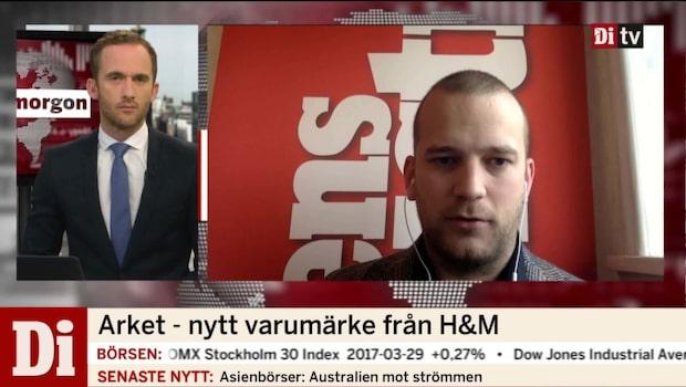 H&M slår förväntningarna, visar rapport