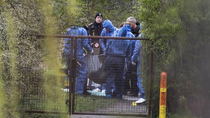 På skärtorsdagen hittades Roine Gustavssons livlösa kropp i en kanal utanför Christiania i Köpenhamn. Foto: Kenneth Meyer