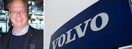 Miljonregn för Volvos vd Martin Lundstedt