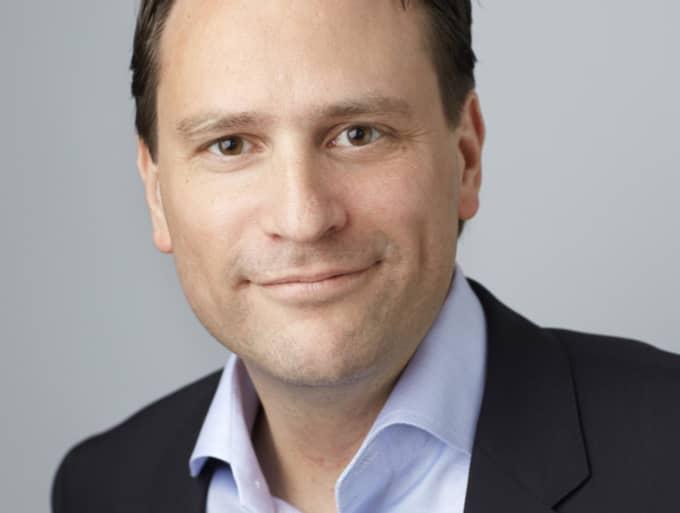 Olle Reichenberg, kommunstyrelsens ordförande och kommunalråd i Danderyd. Foto: Peter Knutsson