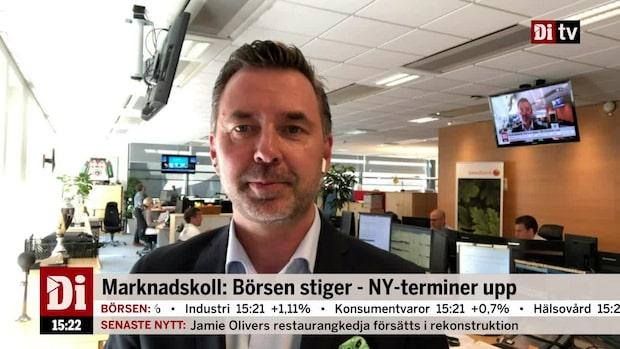 """Fredrik Warg: """"Trumps dagliga humör styr marknaden"""""""