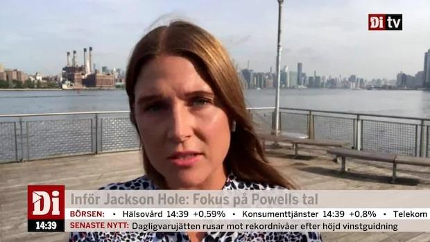 Inför Jackson Hole: Fokus på Powells tal