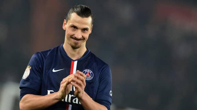 Zlatan Ibrahimovic tillbringade fyra år i PSG. Enligt uppgifter till SportExpressen ska PSG vara skyldig Zlatan 28 miljoner kronor Foto: Clément Prioli/Starface / BULLS 000FG810