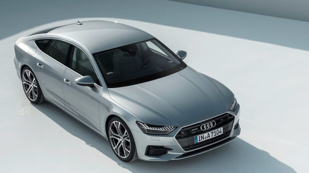 TEST: Vi kör nya Audi A7 Sportback