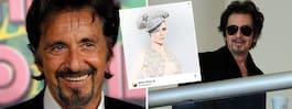 Al Pacino, 78, höll kärleken  hemlig – dejtar 39-årig skådis