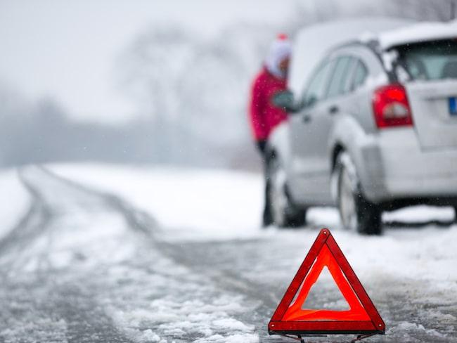 """""""Många ute på vägarna antar ofta att folk redan fått hjälp och tänker därför att det inte är nödvändigt att stanna""""."""
