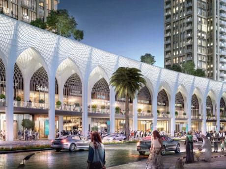 I Dubai Square kommer det bland annat att finnas 3D-skrivare och drönare.
