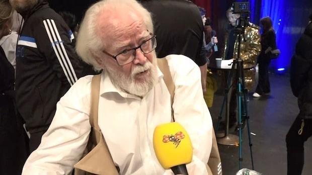 Melodifestivalen 2019: Jan Malmsjö inför SVT-programmet