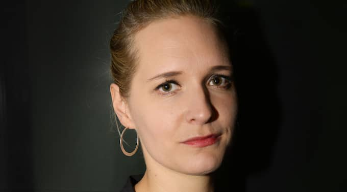 Josefin Michanek, psykolog på Rädda Barnen Foto: Susanna Forsell
