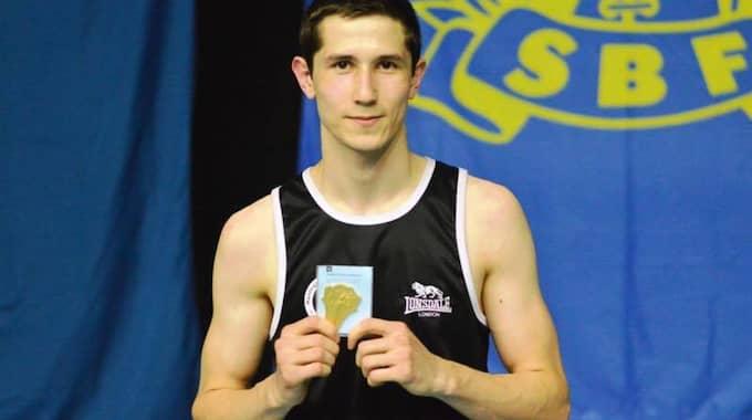 Laziz Sharifov, 21, utvisas till sitt hemland Kazakstan igen. Foto: Privat