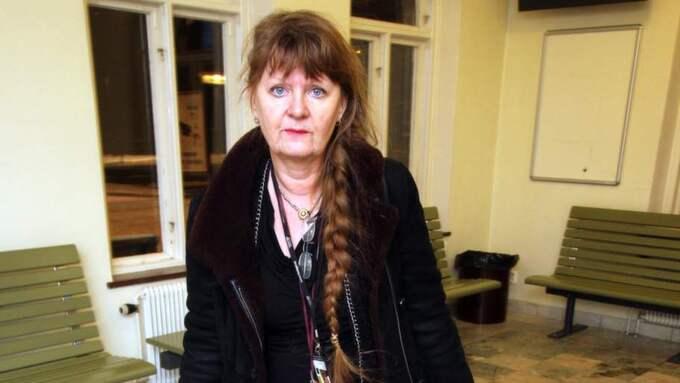 S-riksdagskvinnan Carina Hägg petades till icke valbar plats på partiets lista i Jönköpings län och kan förlora sitt mandat - något hon skyller på Carin Jämtin. Foto: Lars Andersson