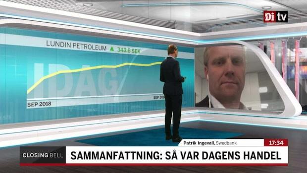 """Swedbanks mäklare: """"Börsen står högre i december"""""""