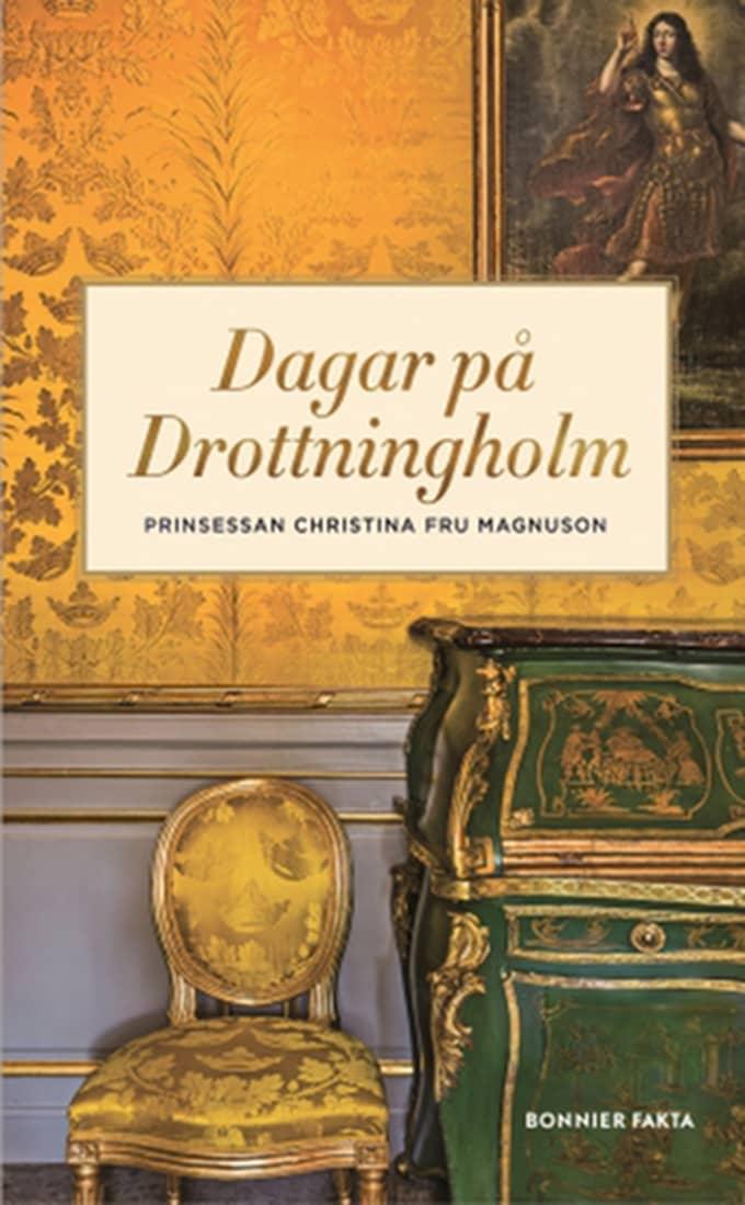 """I """"Dagar på Drottningholm"""" guidar hon hemma hos kungafamiljen på Drottningholms slott."""