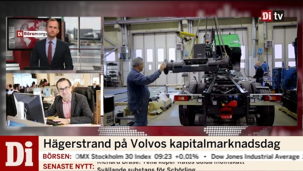 Volvo har marknadsdagar - detta kan vi vänta oss
