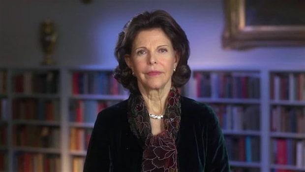 Drottning Silvia om faderns affärer under kriget