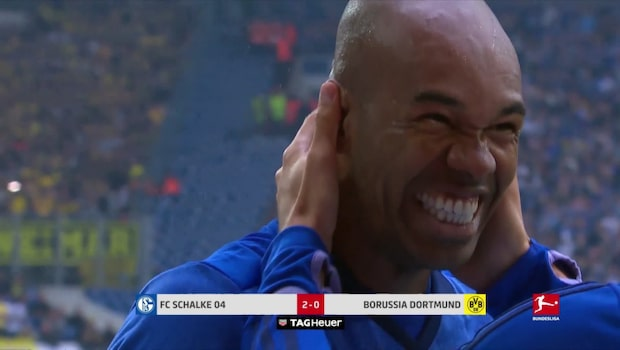 Monsterfrispark avgjorde för Schalke