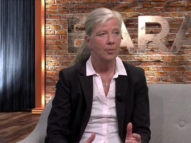 Bara Politik: Intervju med Kristina Axén Olin