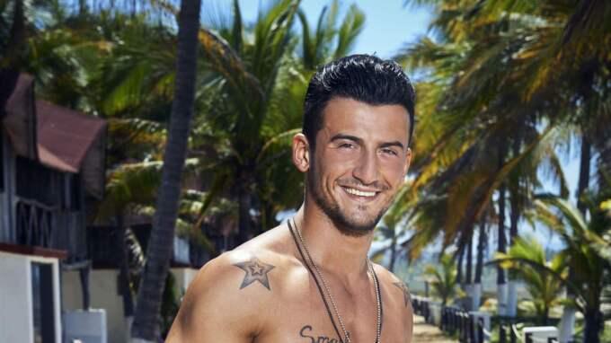 "TV-PROFIL. Smail Alihodzic i ""Paradise Hotel"". Foto: Johnny Wohlin"