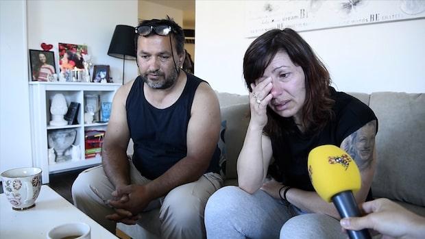Gravida Elisa, 25, dog på sjukhuset – efter missfall