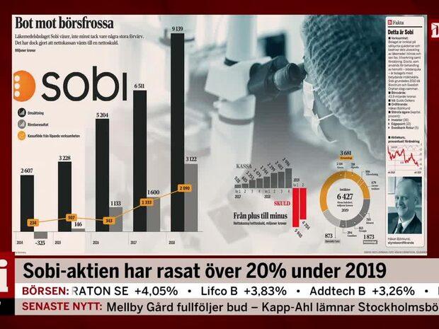 Wendel: Börsen för skeptisk - köp defensiva Sobi