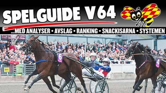 Gratis V64 Tips Mantorp 2 Februari