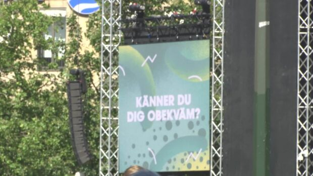 Rekordökning av sexbrott under Malmöfestivalen