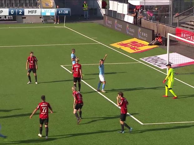 Höjdpunkter: Brommapojkarna-Malmö FF