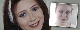 Wilma, 19, uppmärksammar sjukdomen i stark video