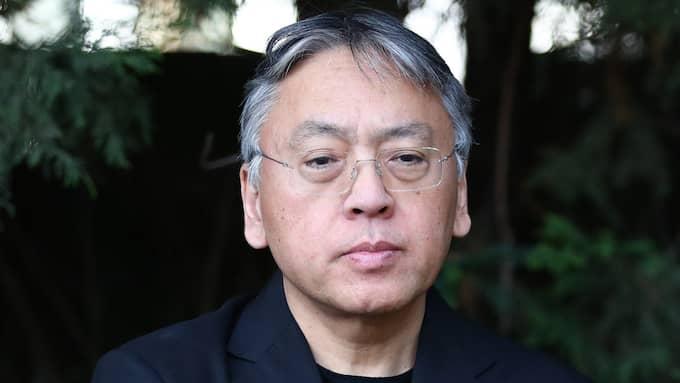 Kazuo Ishiguro, en tråkmåns? Foto: NEIL HALL / EPA / TT / EPA TT NYHETSBYRÅN