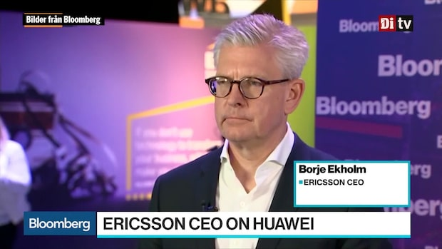 Världens affärer 16 maj - Ericssons vd om Huawei