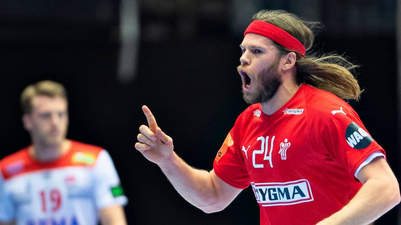 Image result for mikkel hansen 2019 world championship