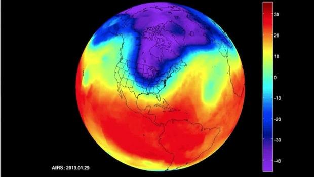 Därför är årets vinter så varm – experten förklarar