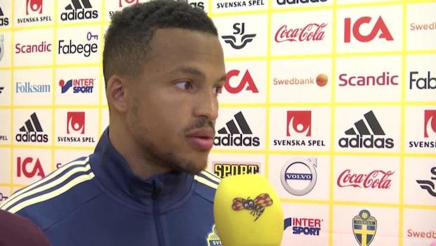 """Martin Olsson: """"Han tacklade mig sju gånger"""""""