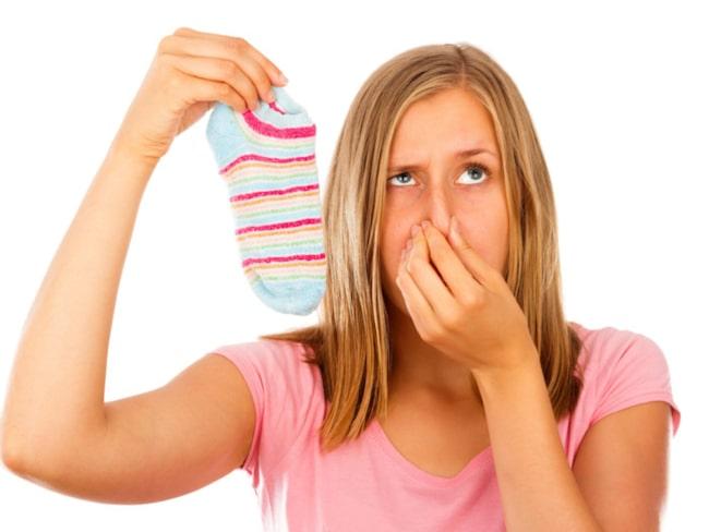 Underkläder, strumpor, handdukar och lakan bör tvättas i minst 60 grader för att bakterierna ska dö.