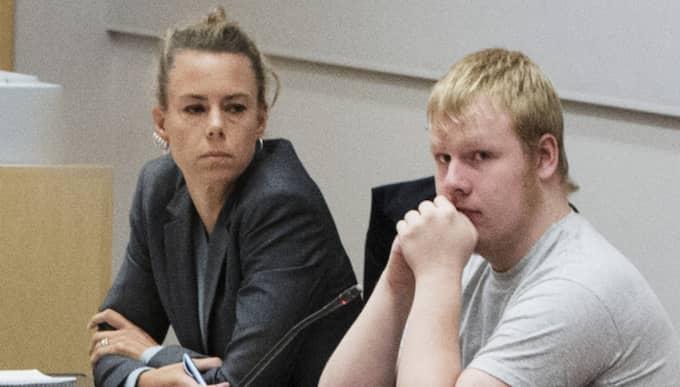 Kristoffer Andersson är dömd för mordet på Ida Andersson. Foto: Sporrong Olle
