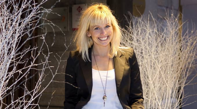 Tv-kocken Tina Nordström har skurit ner på saker som stjäl för mycket energi. Foto: Ylwa Yngvesson