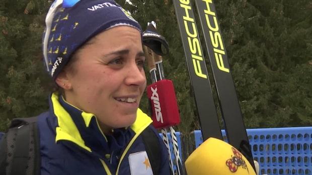"""Anna Haag: """"Hade inte trott dig i Davos"""""""