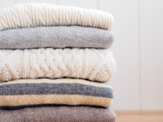 En studie i USA visar samband mellan minskande stressnivåer och lukten av din partners tröja.