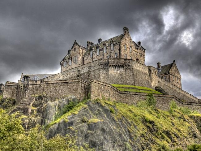 Edinburgh Castle har en lång historia av övernaturliga fenomen.