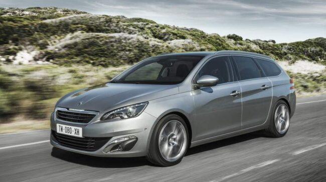 Peugeot 308 Sw Kombin Vinner I Storlek Allt Om Bilar Expressen