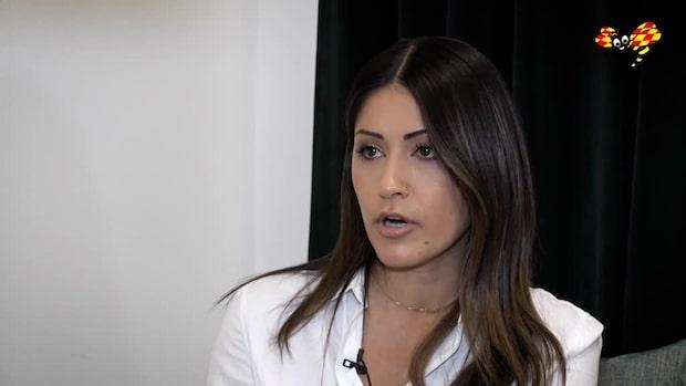Idoljuryns Nikki Amini berättar om sina ätstörningar