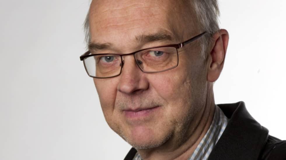 Nils Funcke är yttrandefrihetsexpert och sitter i styrelsen för Publicistklubben. Foto: Ylwa Yngvesson