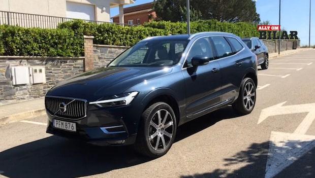 Allt om bilar kör nya Volvo XC60