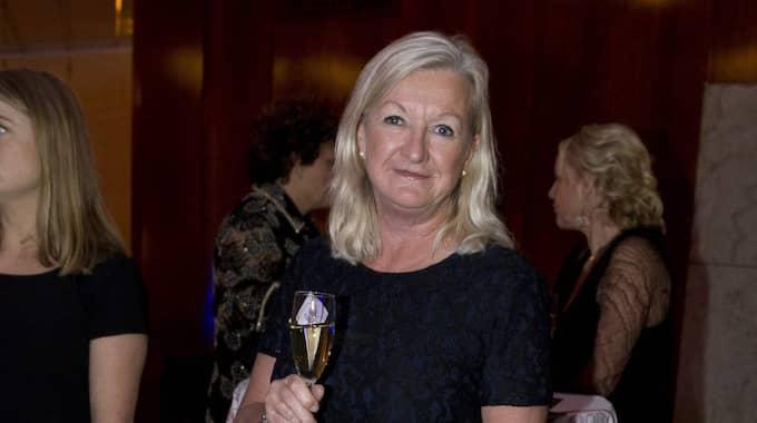 Cecilia Krönlein. Foto: Sven Lindwall
