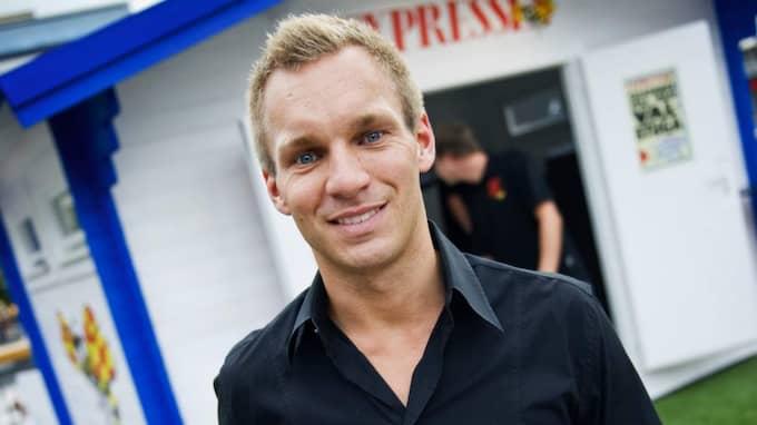 Erik Slottner (KD) Foto: Christian Örnberg